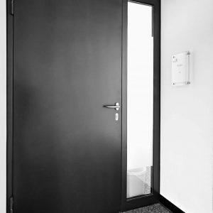 Puertas Cortafuegos Acústicas