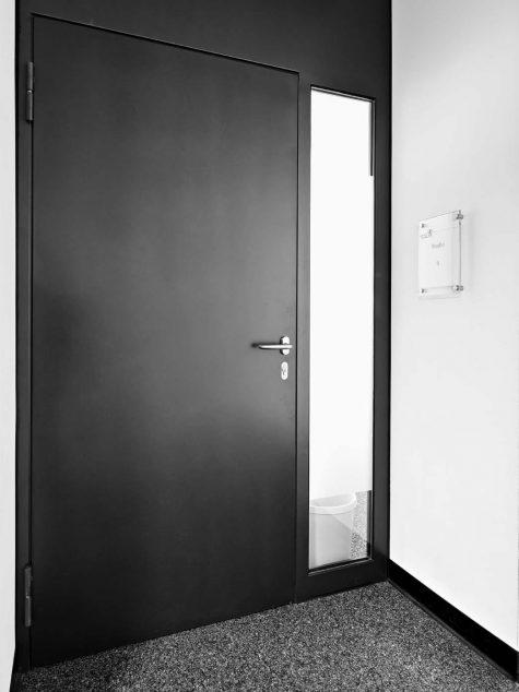 Puerta Cortafuego