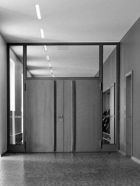 Puerta Cortafuego Diseño