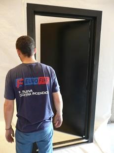 Mantenimiento de puertas