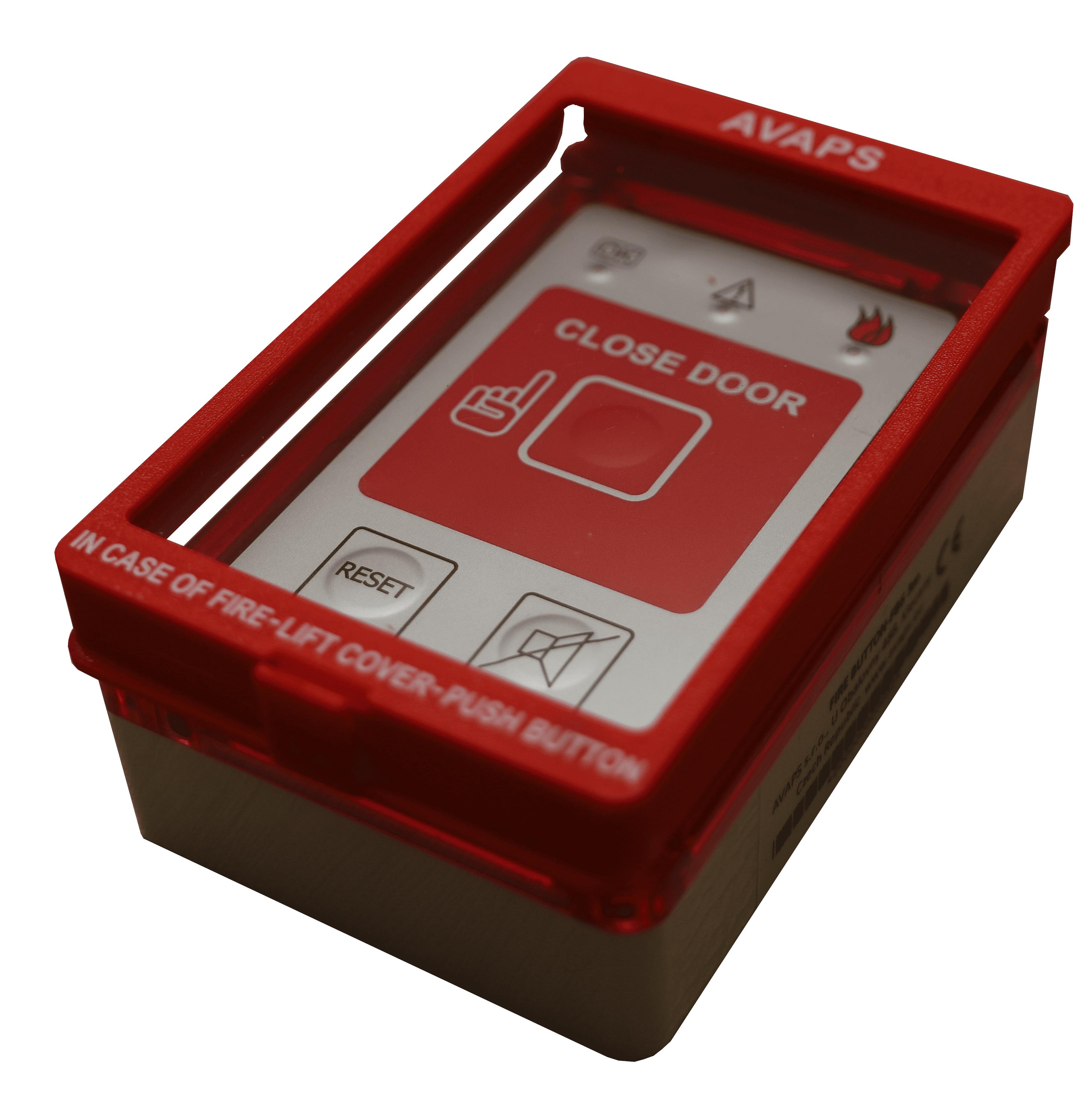 Pulsador De Emergencia AVAPS2