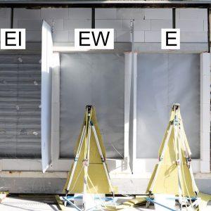 Prueba De Ejemplo De La Diferencia Entre La Resistencia De EI, EW Y E
